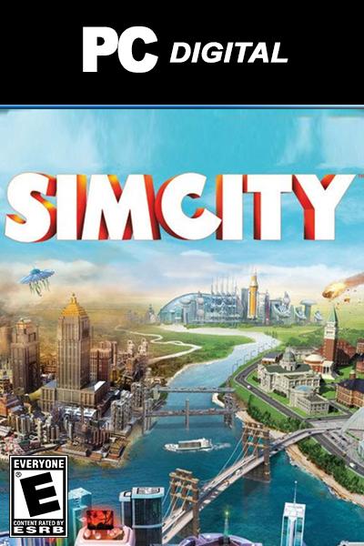 SimCity Standard Edition PC