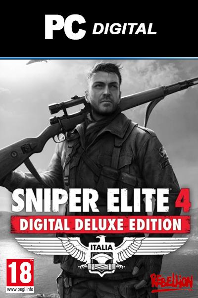 Sniper Elite 4 Deluxe Edition PC
