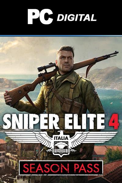 Sniper Elite 4 - Season Pass DLC PC