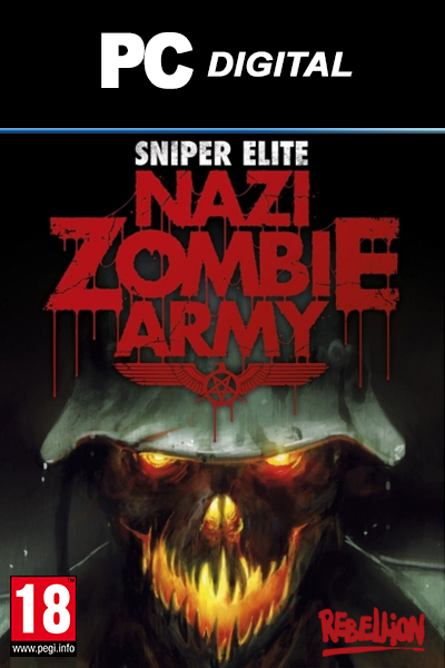 Sniper Elite - Nazi Zombie Army PC