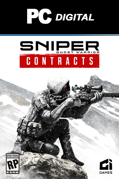 Sniper:Ghost Warrior Contracts PC