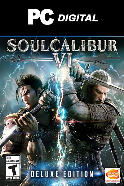 Soulcalibur VI (Deluxe Edition) PC