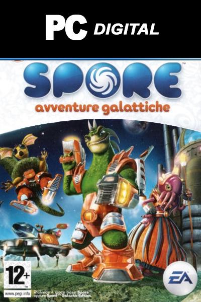 Spore - Galactic Adventures DLC PC