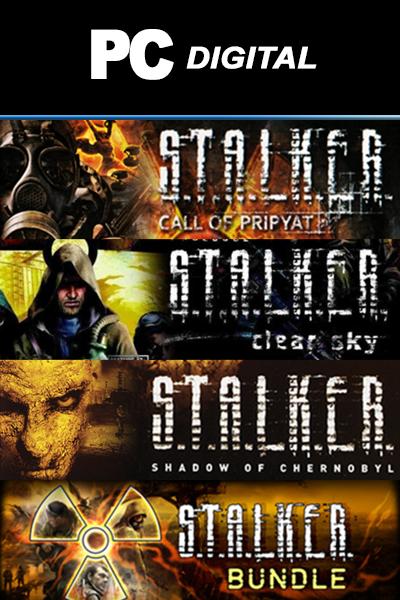 S.T.A.L.K.E.R.: Bundle PC