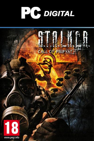 S.T.A.L.K.E.R. Call of Pripyat PC