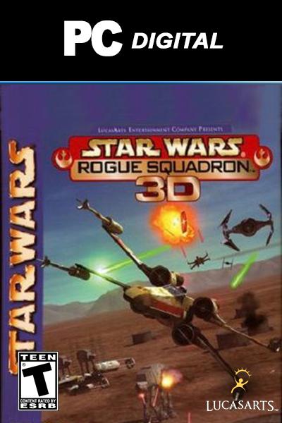 STAR WARS: Rogue Squadron 3D PC