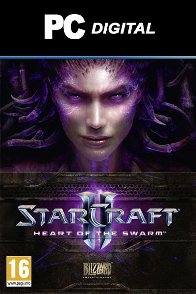 StarCraft 2: Heart of Swarm PC