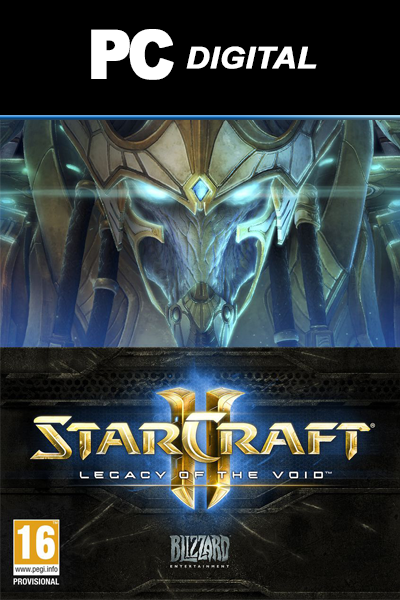 StarCraft 2: Legacy of the Void PC