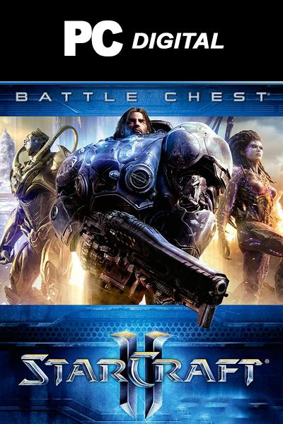 StarCraft II: Battle Chest PC