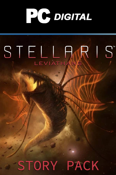 Stellaris: Leviathans Story Pack DLC PC