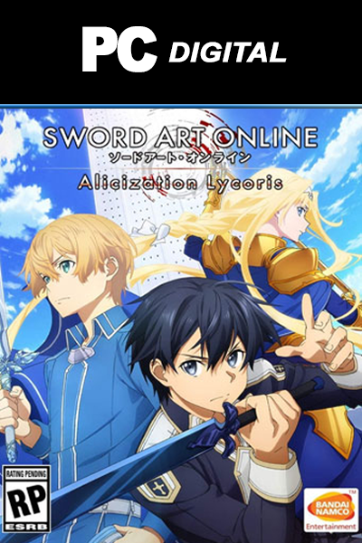 Sword Art Online: Alicization Lycoris PC