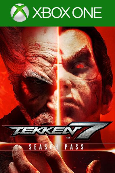 TEKKEN 7 - Season Pass DLC Xbox One