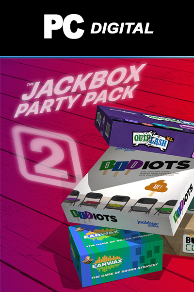 The Jackbox Party Pack 2 PC