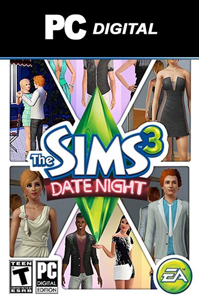 The Sims 3: Date Night DLC PC