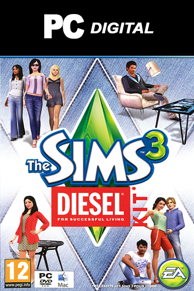 The Sims 3: Diesel DLC PC