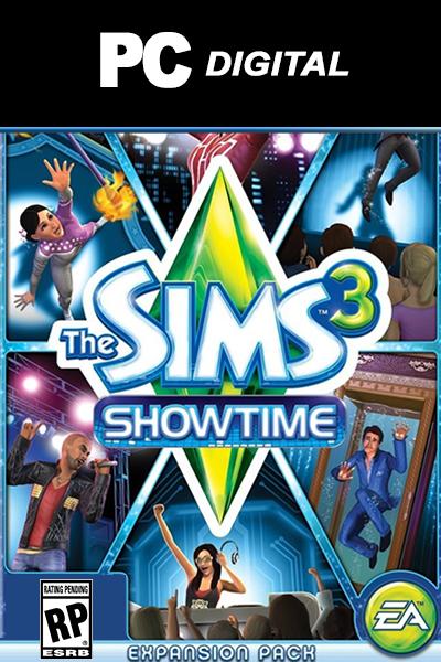 The Sims 3 Showtime DLC PC