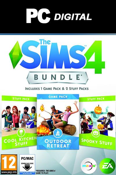 The Sims 4 - Bundle Pack 2 DLC PC
