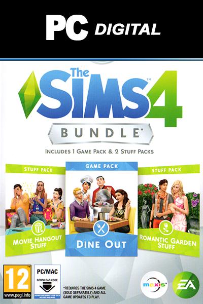 The Sims 4 - Bundle Pack 3 DLC PC
