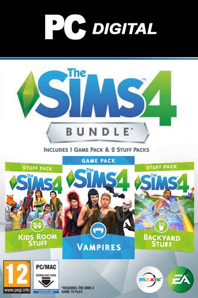 The Sims 4 - Bundle Pack 4 DLC PC