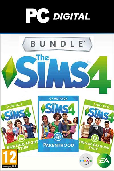 The Sims 4 - Bundle Pack 5 DLC PC