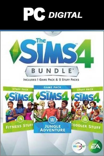 The Sims 4 - Bundle Pack 6 DLC PC