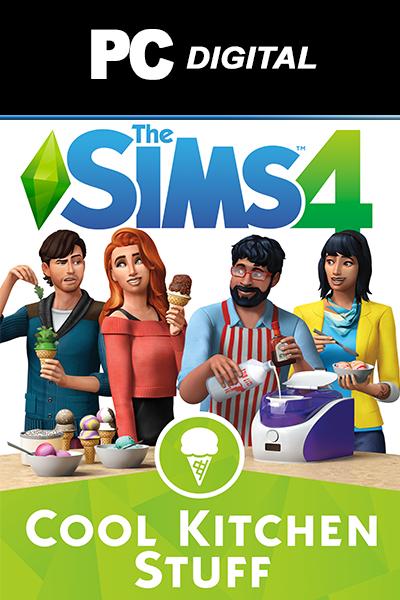 The Sims 4: Cool Kitchen Stuff DLC PC