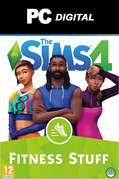 The Sims 4 Fitness Stuff DLC PC