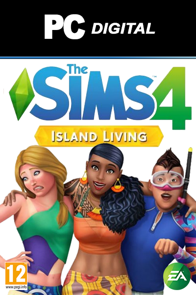The Sims 4: Island Living DLC PC