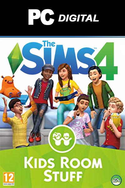 The Sims 4 Kids Room Stuff DLC PC