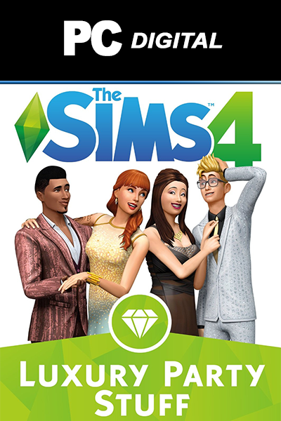 The Sims 4: Luxury Party Stuff DLC PC