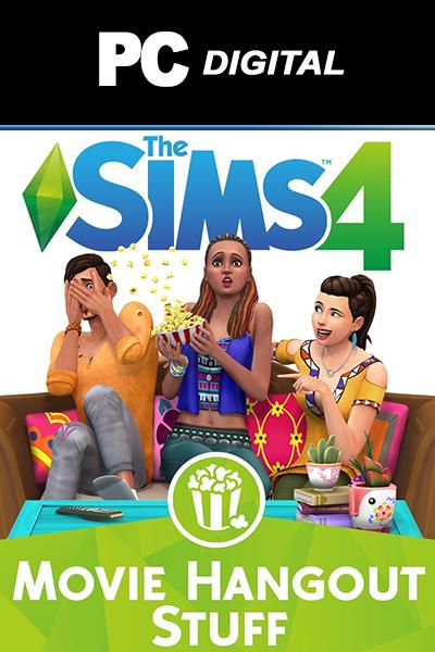 The Sims 4: Movie Hangout DLC PC