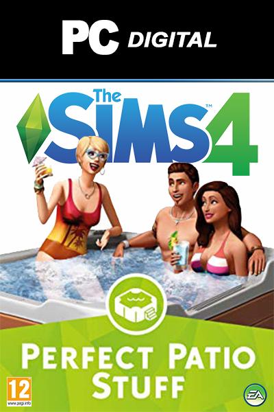 The Sims 4: Perfect Patio Stuff DLC PC