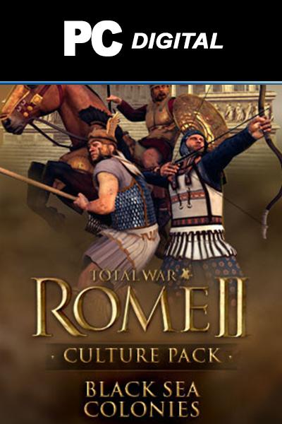Total War: ROME II - Black Sea Colonies Culture Pack DLC PC