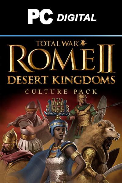 Total War: ROME II - Desert Kingdoms Culture Pack DLC PC