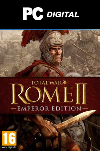Total War: ROME II - Emperor Edition PC