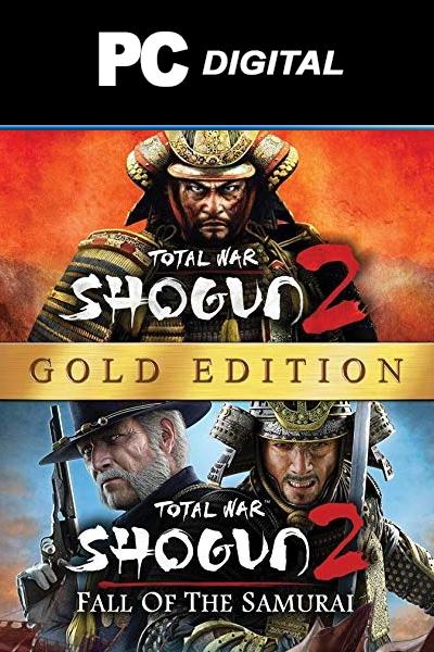 Total War: SHOGUN 2 Gold Edition PC