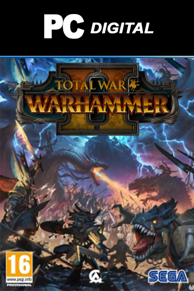 Total War: Warhammer II PC