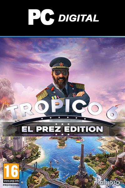 Tropico 6 El Prez PC