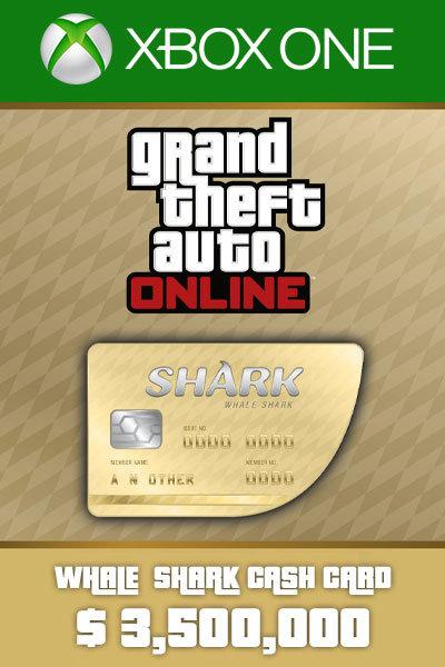 Whale Shark Card 3,500,00 USD