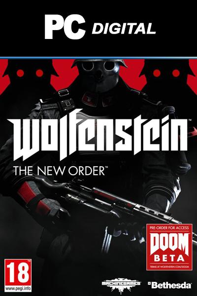 Wolfenstein: The New Order (uncut) PC