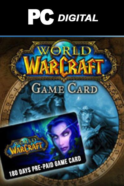 World Of Warcraft - 180 days (EU)
