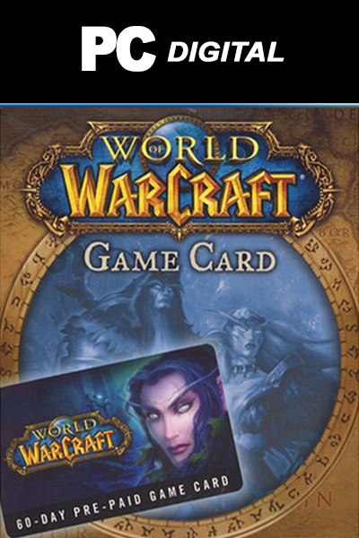 World Of Warcraft - 60 days (EU)