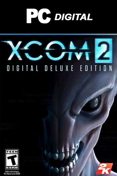 XCOM 2: Digital Deluxe PC