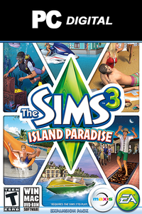 The Sims 3: Island Paradise DLC PC
