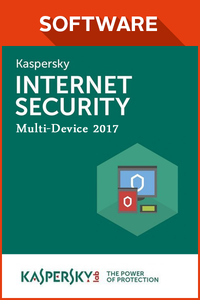 Kaspersky Internet Security Multi Device 2017 1 jaar 1 PC