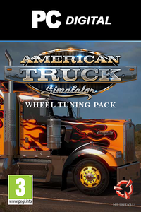 American Truck Simulator - Wheel Tuning Pack DLC PC