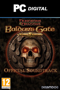 Baldur's Gate: Enhanced Edition Official Soundtrack DLC PC