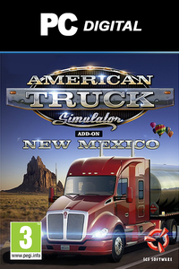 American Truck Simulator - New Mexico DLC PC