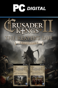 Crusader Kings II: The Reaper's Due DLC Collection