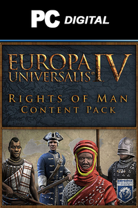Europa Universalis IV: Rights of Man Content Pack DLC PC